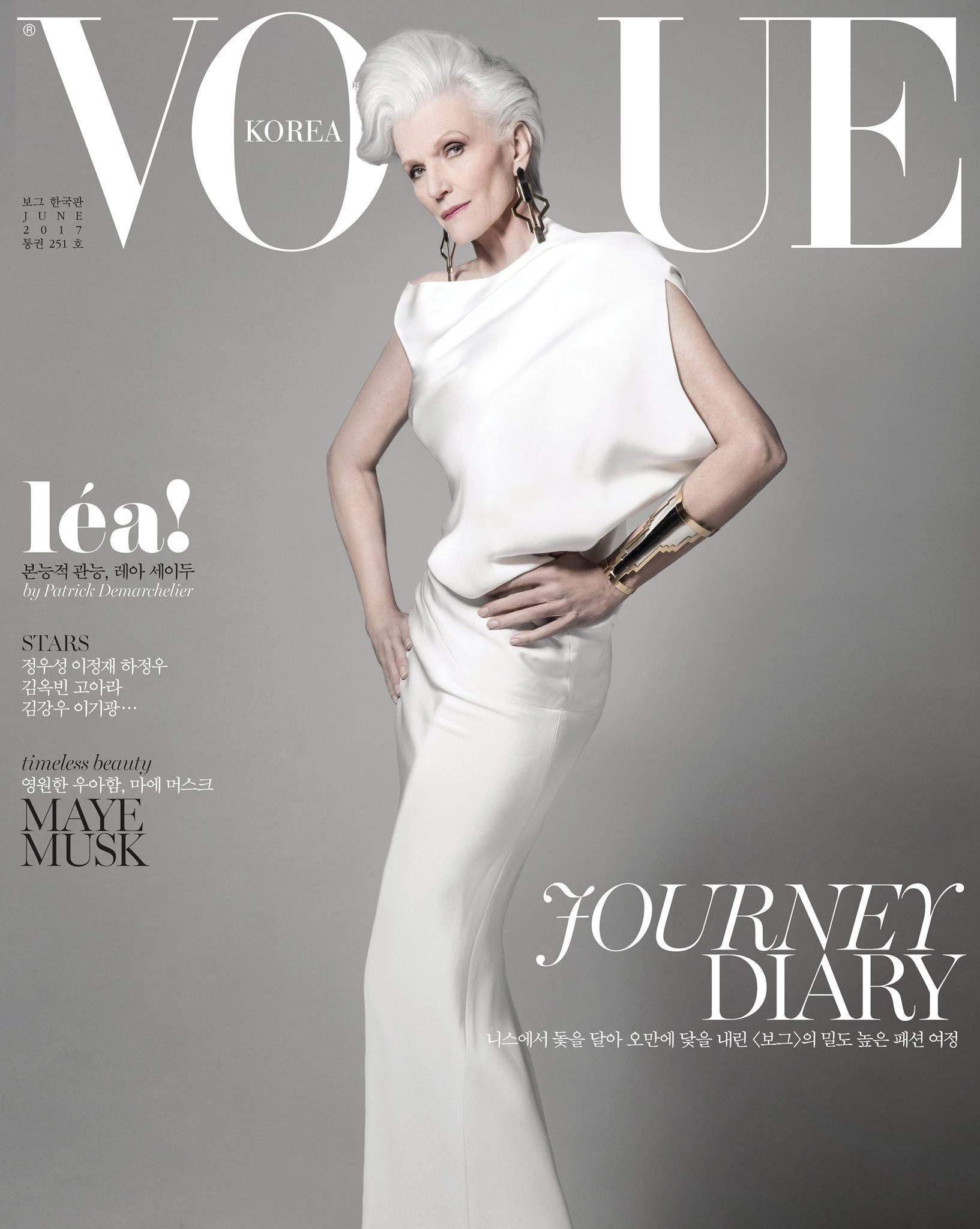 Maye Musk   IMG Models