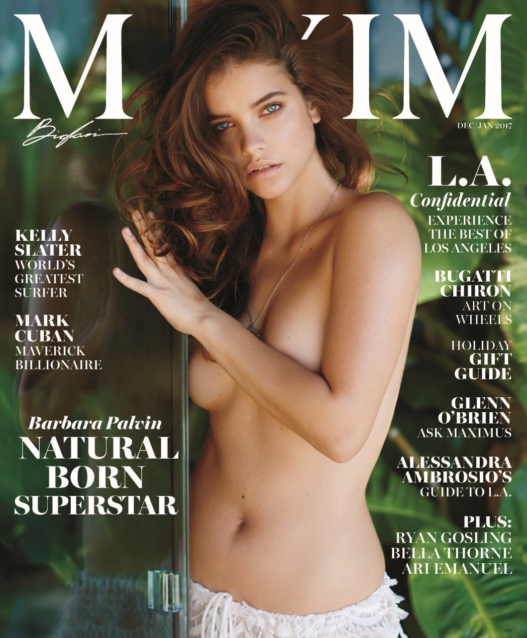 images Barbara Palvin Nude Maxim Photo Shoot
