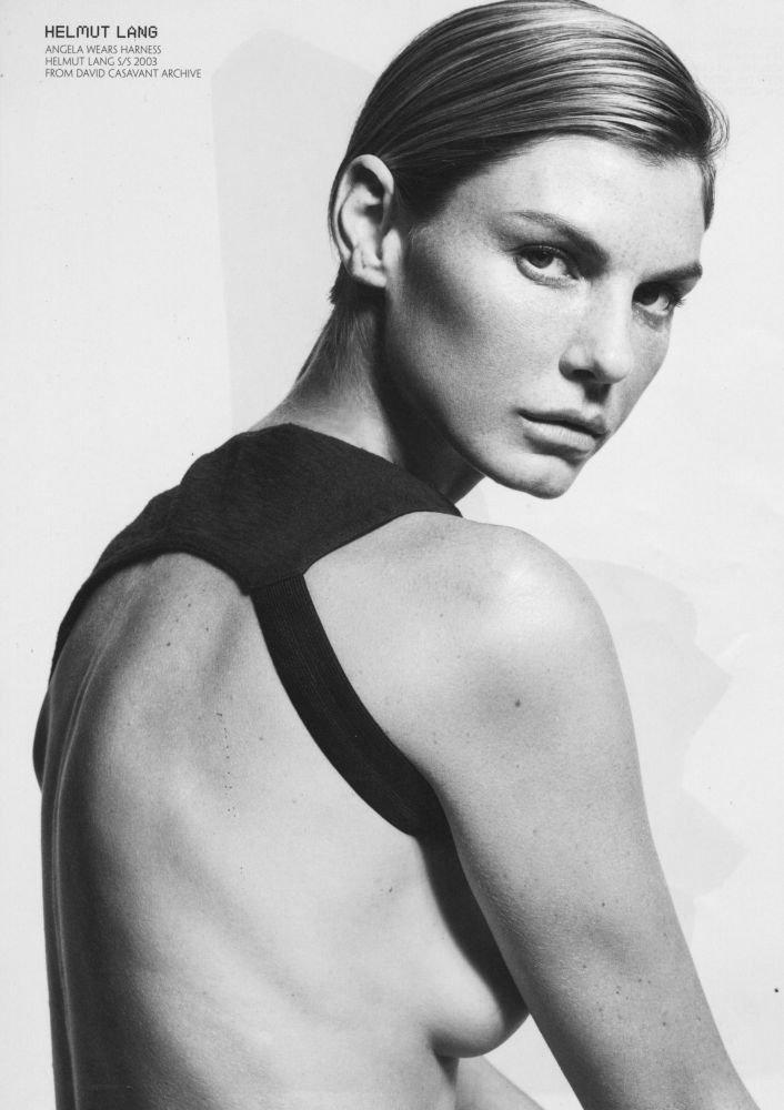 Angela Lindvall Nude Photos 48