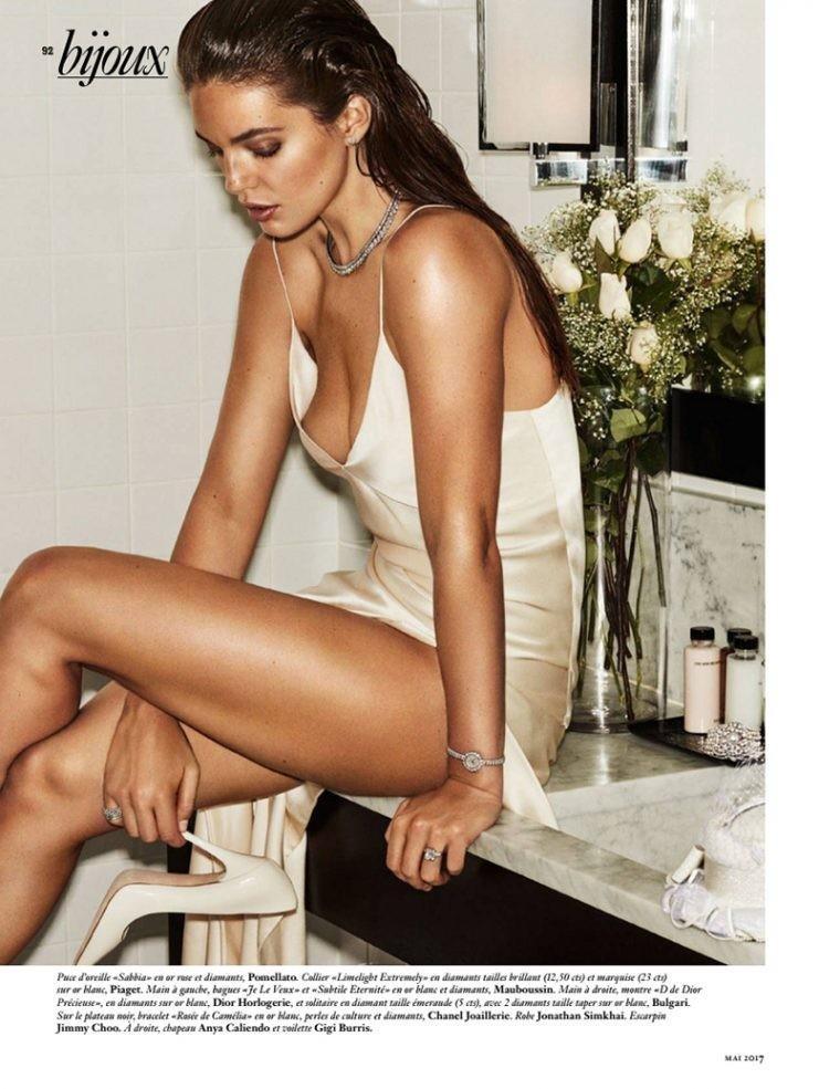 Erotic modeling spain