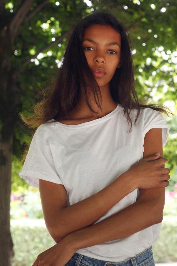 Alyssa Traore Nude Photos 36